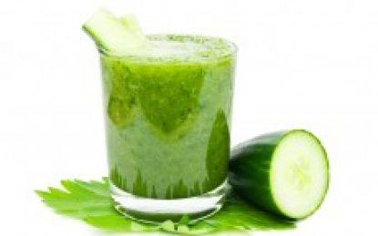 Schlank und fit mit grünen Smoothies