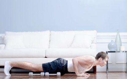 Workout für zu Hause – Ein Trainingsbeispiel