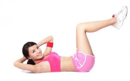 5 Workout-Tipps für einen flachen Bauch