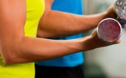 Muskelaufbau durch Sport, Fitness und die richtige Ernährung