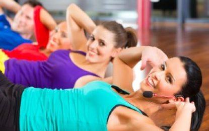Trainieren daheim – mit 30 Minuten täglichen Übungen fit werden