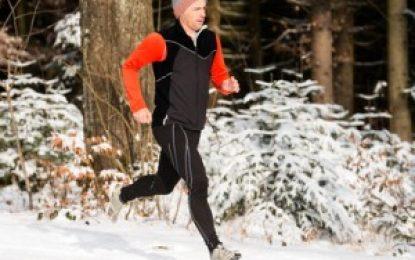 Wenn's draußen kälter wird: So können Sie auch im Winter Ihre Runden drehen