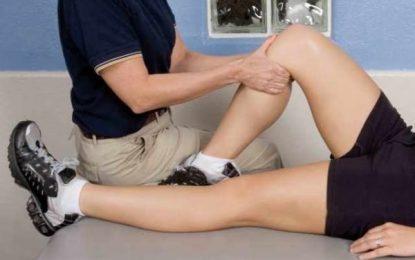 Unfall beim Sport: Muss ich mit einem Kreuzbandriss zur Operation?