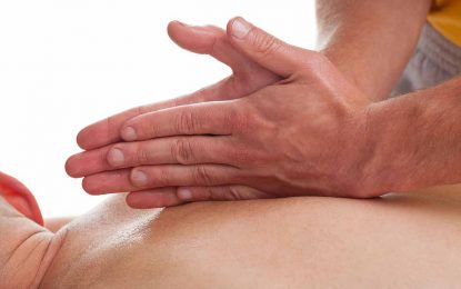 Formen der Physiotherapie: Myofascial Release
